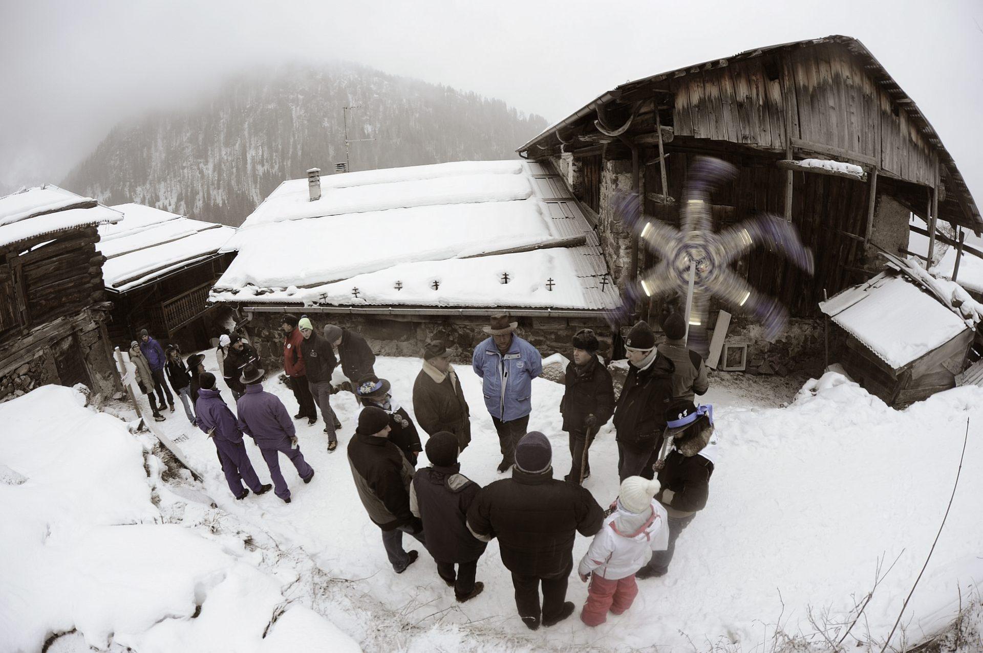 Um Palai Valle del Fersina Val dei Mocheni Palù del Fersina