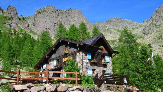 Rifugio Sette Selle Palù del Fersina - Val dei Mocheni