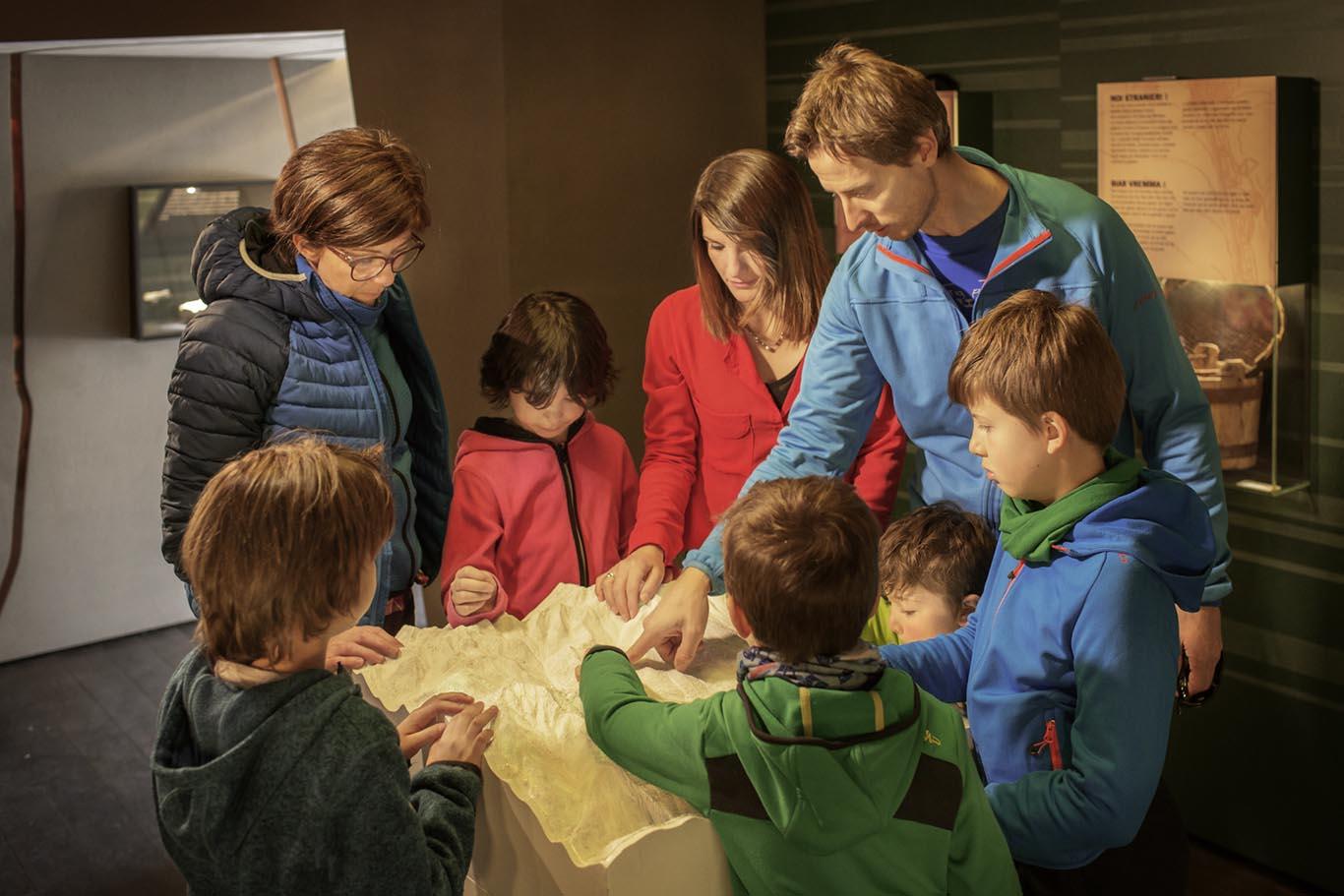 Museo Mineralogico<br /> S Pèrgmandlhaus