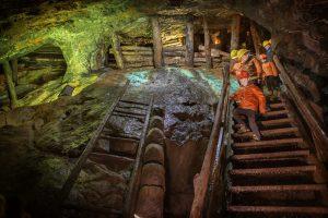 Miniera dell'Erdemolo Palù del Fersina