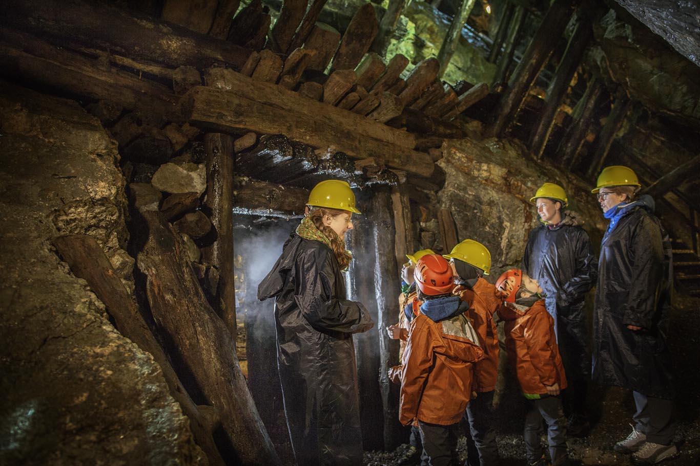 Miniera dell'Erdemolo<br /> Gruab va Hardimbl